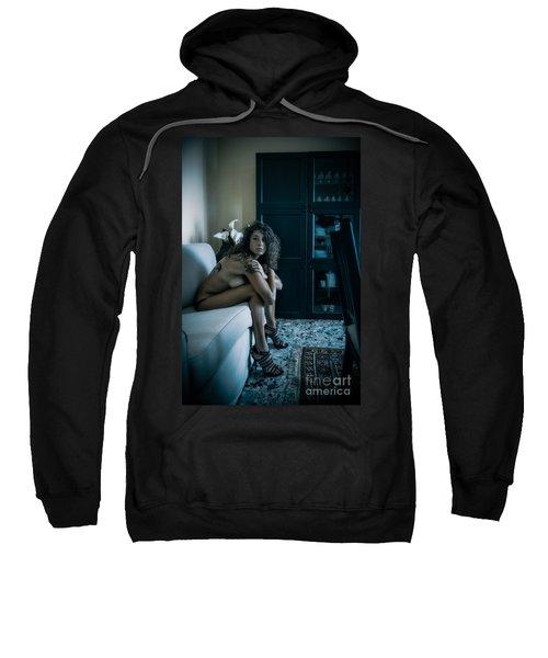 Que Nos Vies Aient L'air D'un Film Sweatshirt