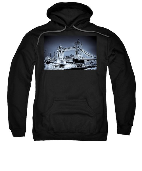 Tower Bridge Art Sweatshirt