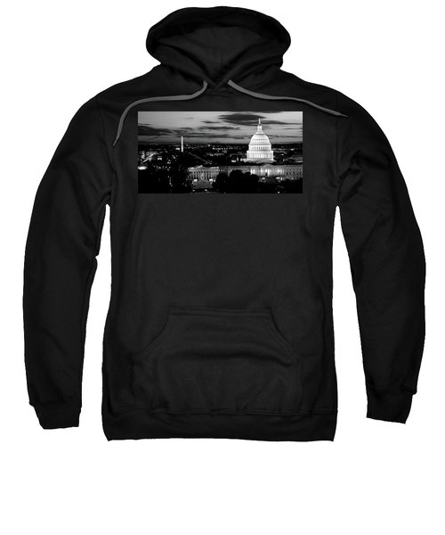 High Angle View Of A City Lit Sweatshirt by Panoramic Images