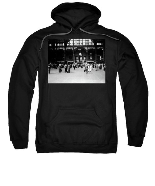 1930s Pennsylvania Penn Station New Sweatshirt