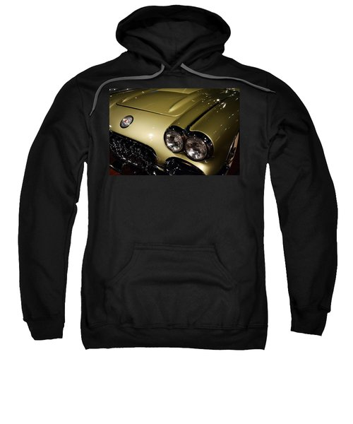 1958 Fancy Free Corvette J58s Sweatshirt