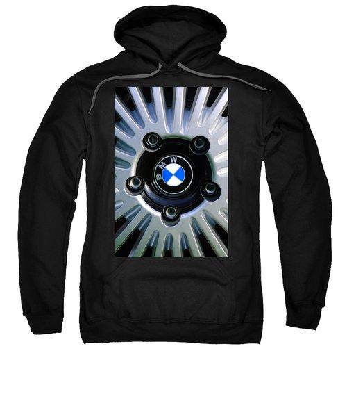 1973 Bwm 3.0 Csl Wheel Emblem Sweatshirt