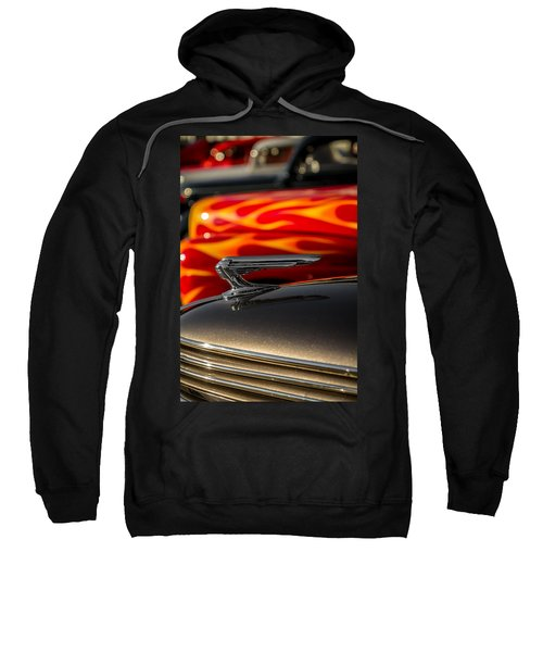1939 Graham Coupe Hood Ornament Sweatshirt