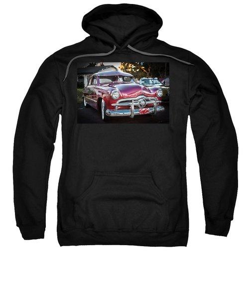 1949 Ford 2 Door Custom  Sweatshirt