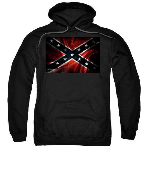 Confederate Flag 1 Sweatshirt