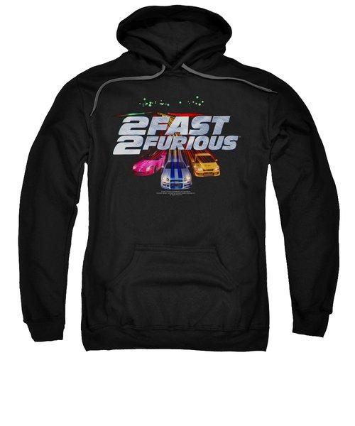 2 Fast 2 Furious - Logo Sweatshirt
