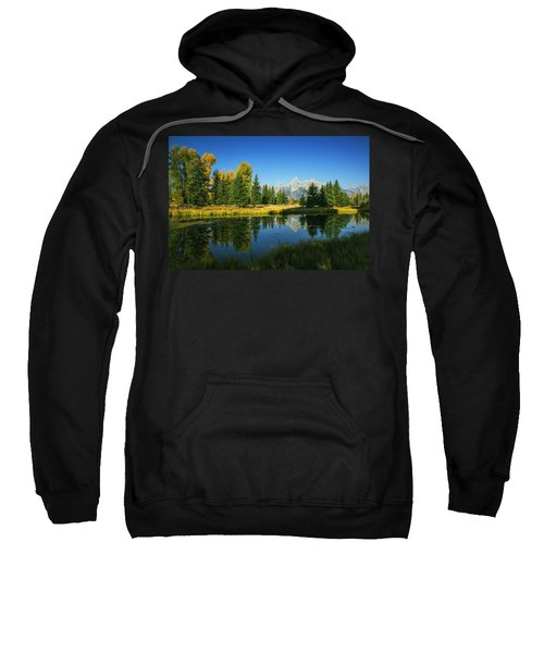 Teton Autumn Sweatshirt