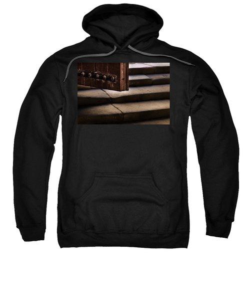 Here It's Cold Sweatshirt