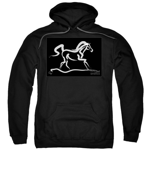 Horse-runner Sweatshirt