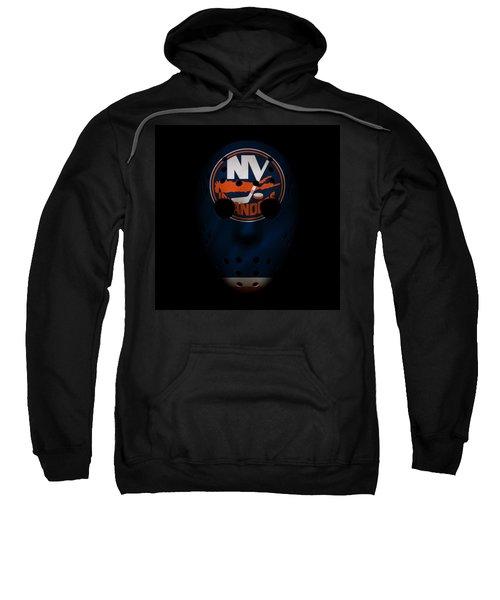 Islanders Jersey Mask Sweatshirt