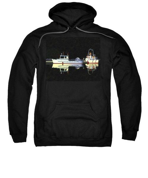 Last Light  Island Moorage Sweatshirt