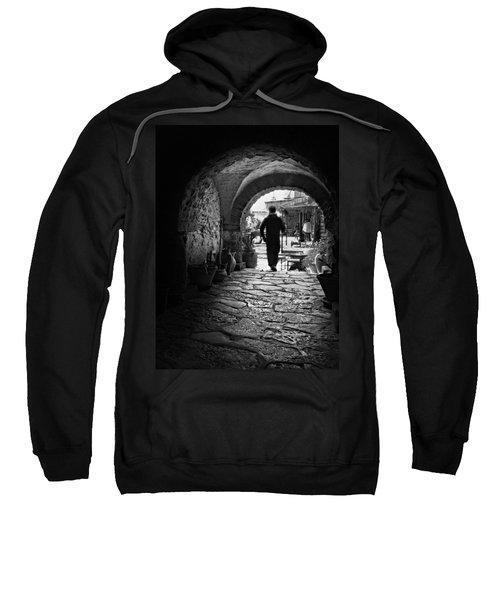 Man In An Archway / Hammamet Sweatshirt