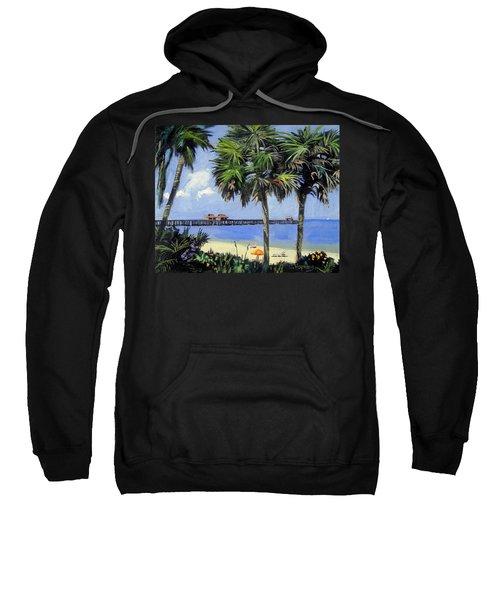Naples Pier Naples Florida Sweatshirt