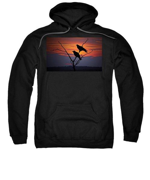 2 Ravens Sweatshirt