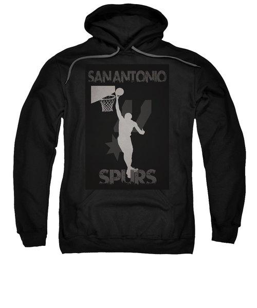 San Antonio Spurs Sweatshirt