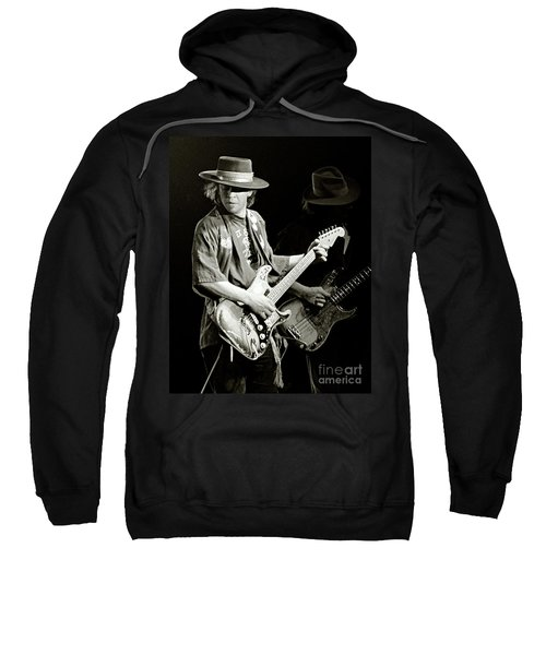 Stevie Ray Vaughan 1984 Sweatshirt