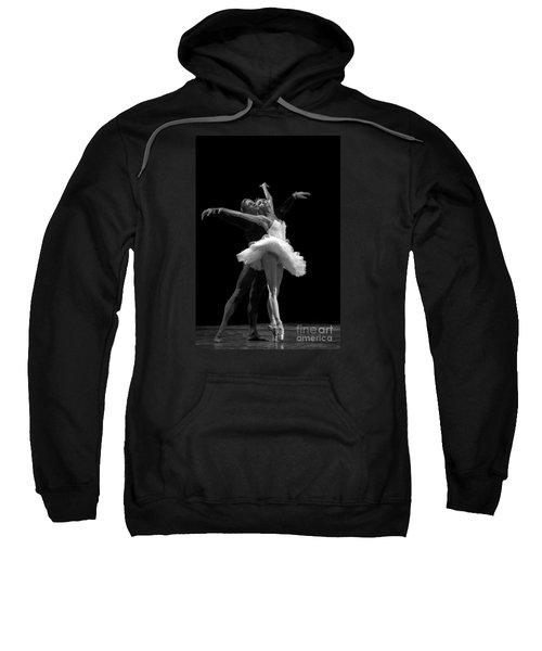 Swan Lake  White Adagio  Russia 3 Sweatshirt