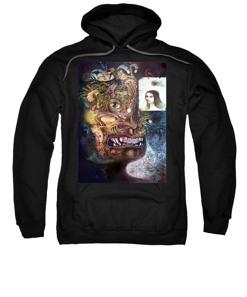 The Beast Of Babylon Sweatshirt