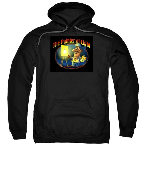 The Painter Of Light Sweatshirt