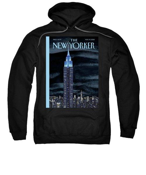 New Yorker November 19th, 2012 Sweatshirt
