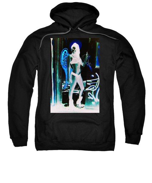 When Heaven And Earth Collide 2 Sweatshirt