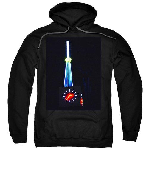 237 Neon Clock Dallas Sweatshirt