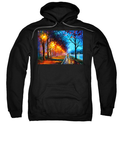 Alley By The Lake Sweatshirt