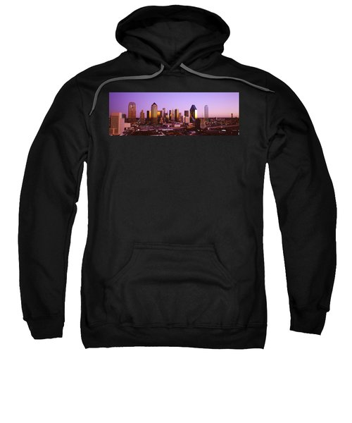 Dallas, Texas, Usa Sweatshirt by Panoramic Images