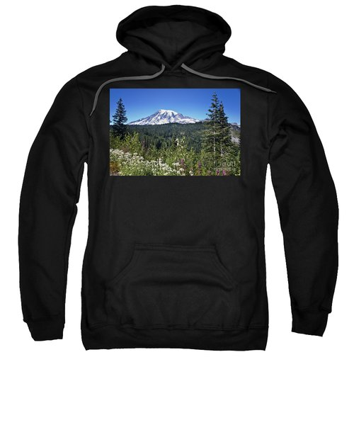Mount Ranier Sweatshirt