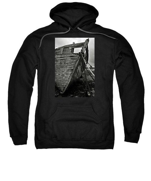 Old Abandoned Ship Sweatshirt