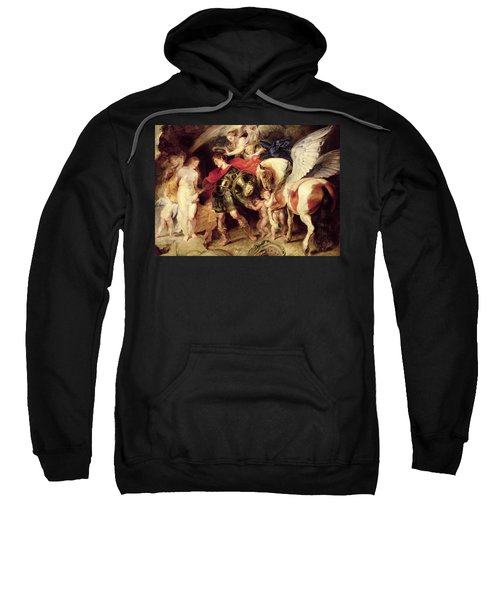 Perseus Liberating Andromeda Sweatshirt