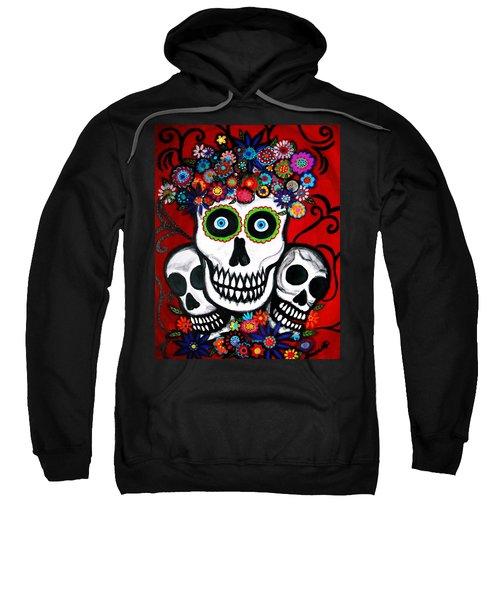 3 Skulls Sweatshirt