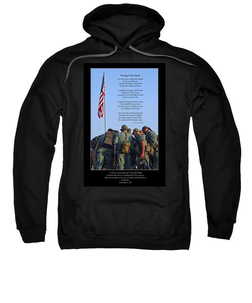 Veterans Remember Sweatshirt