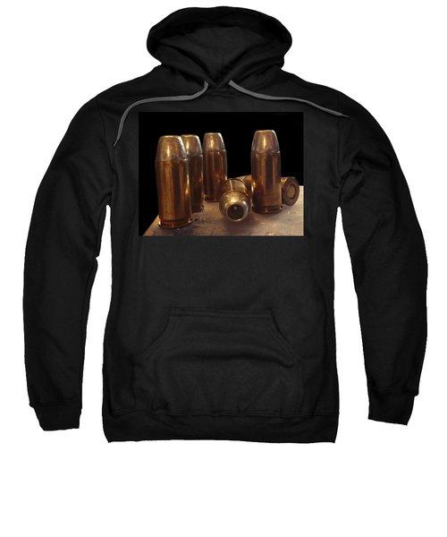 Bullet Art 32 Caliber Bullets 3514 Sweatshirt