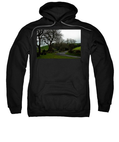Sweatshirt featuring the photograph Azores Landscapes by Joseph Amaral
