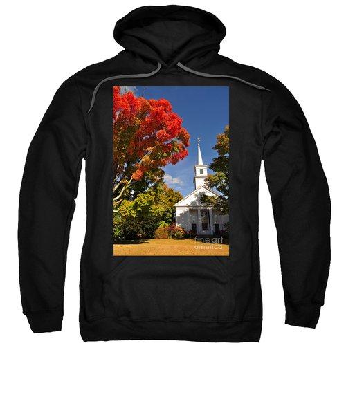 Lunenburg, Ma - Fall Foliage Sweatshirt