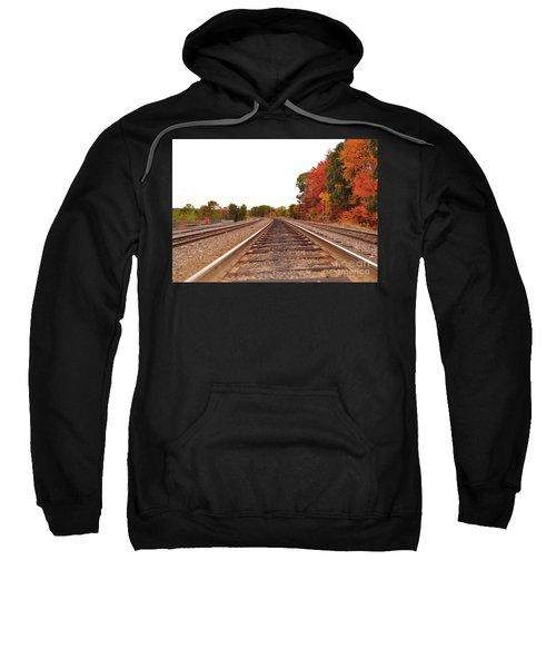 Fall Foliage In New England Sweatshirt