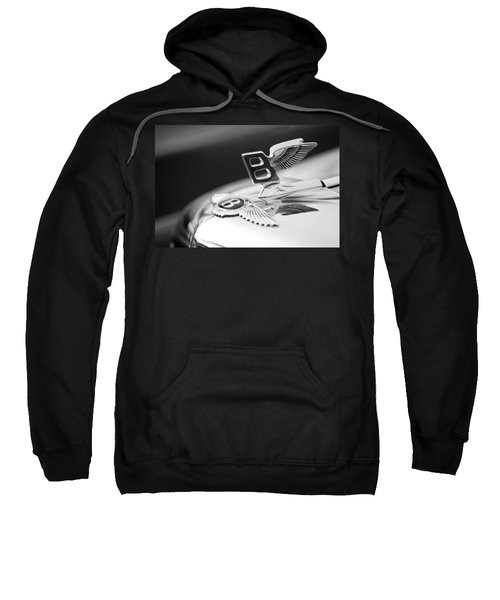 Bentley Hood Ornament Sweatshirt