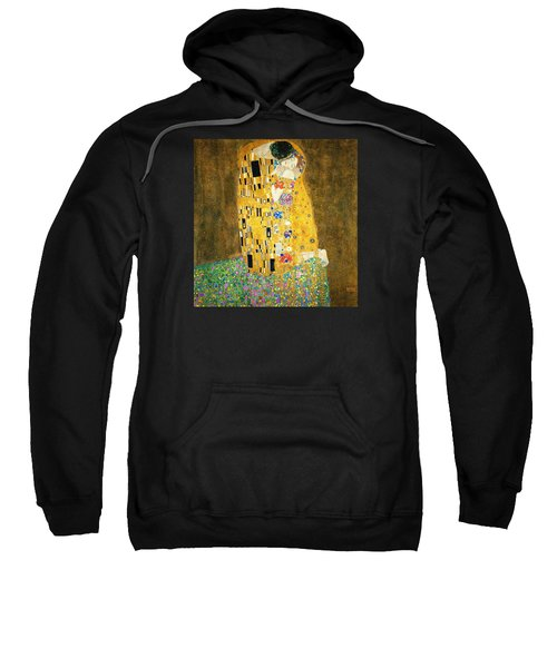 The Kiss Sweatshirt