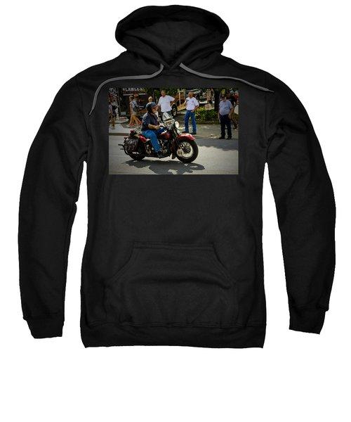 84 Rolls In Sweatshirt