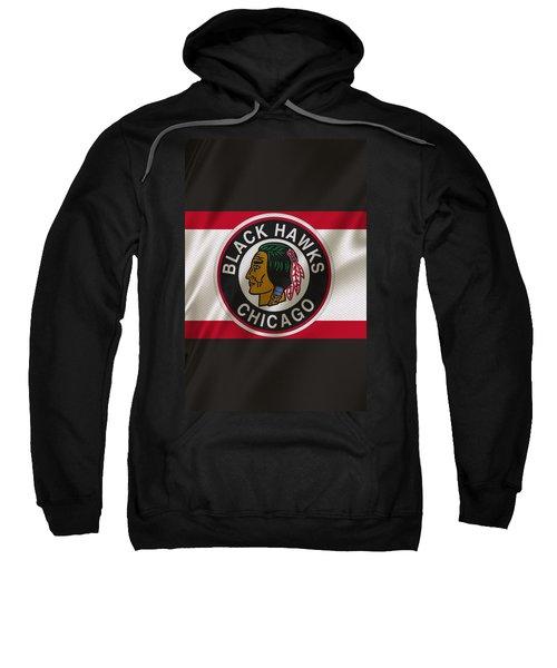 Chicago Blackhawks Uniform Sweatshirt