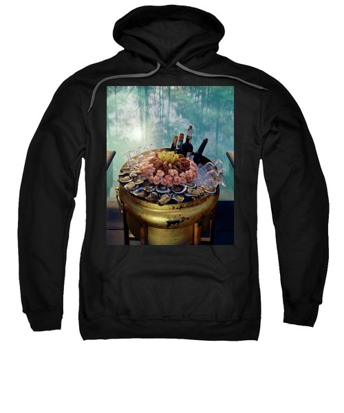 A Bucket Of Shrimp Sweatshirt