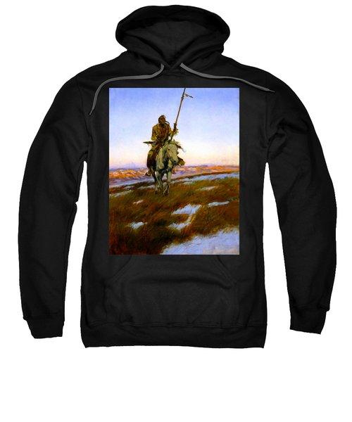 A Cree Indian Sweatshirt