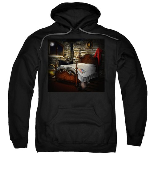 A Fairytale Before Sleep Sweatshirt