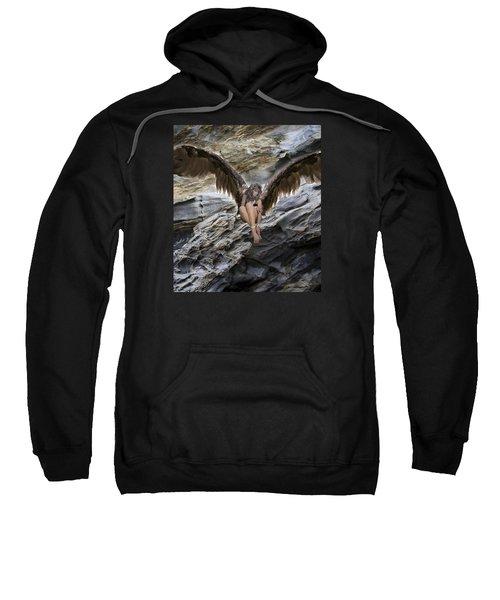 A Guardian Angel Sweatshirt