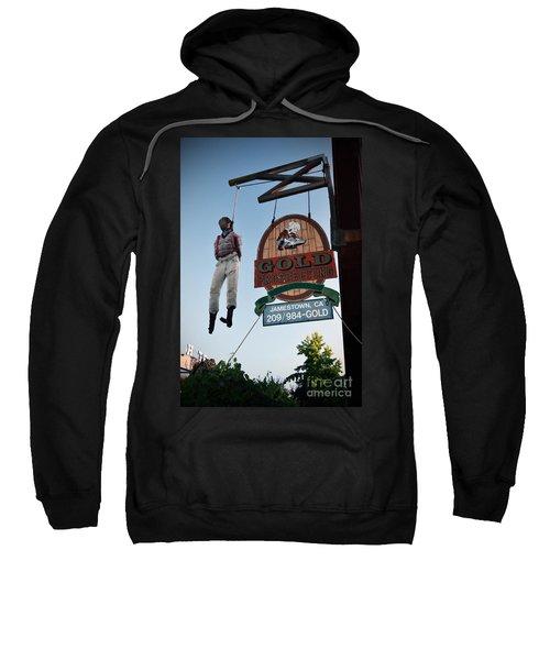 A Hanged Man In Jamestown Sweatshirt