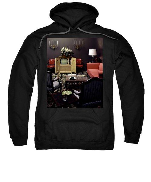 A Living Room Sweatshirt