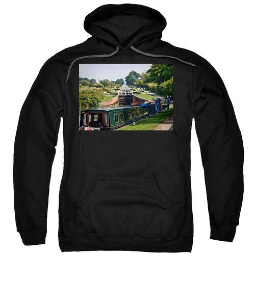 A Long Climb Sweatshirt
