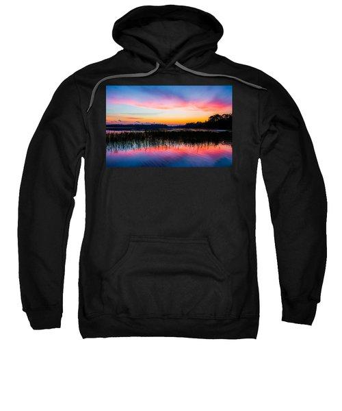 A Palette Of Colors Sweatshirt