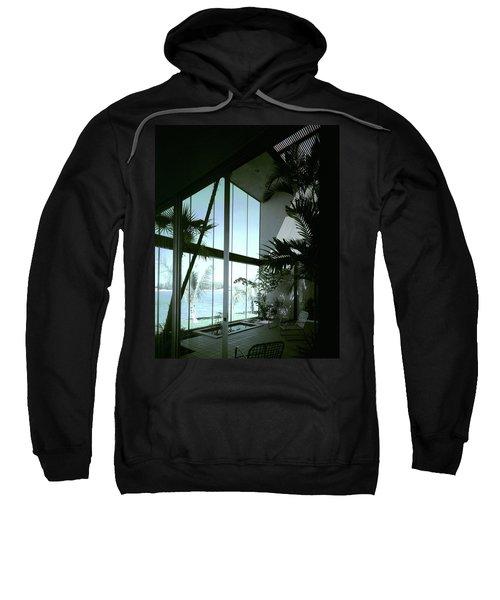A Screened Patio Sweatshirt